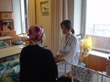 病棟での入院患者さんへの服薬指導