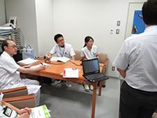 医薬品情報管理室